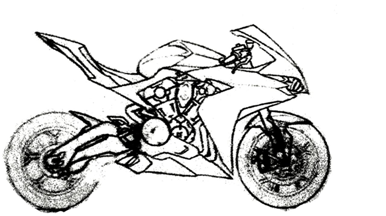 99 Gambar Motor Ninja Dengan Pensil Terbaru Dan Terlengkap Obeng