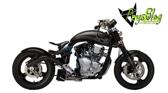 Yamaha Hellscorpion 225