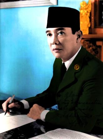 soekarno menulis3