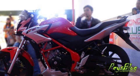 cb150r exclusive painting