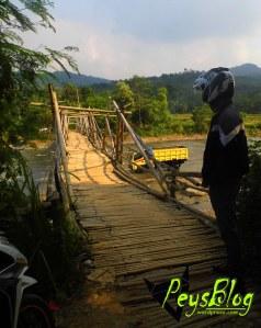 Jembatan Penghubung Jonggol - Sukamakmur