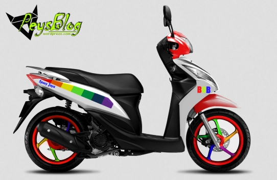 spacy bob striping sinar jaya