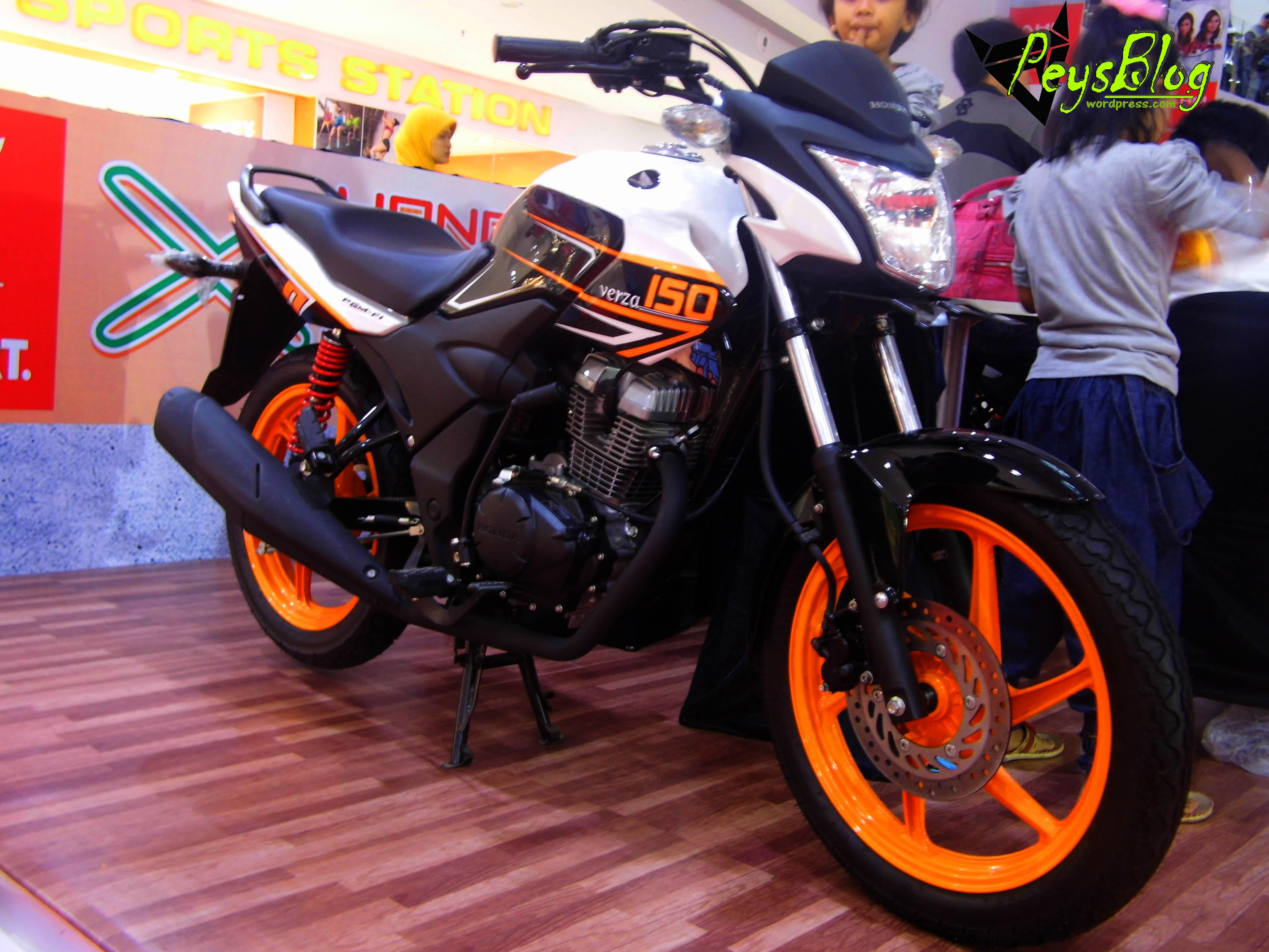 Download Koleksi 64 Harga Modifikasi Motor Honda Verza Terlengkap