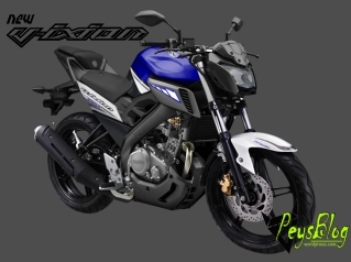 Yamaha Vixion Facelift MT-15
