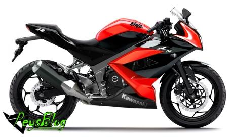ninja 150 4tak Merah