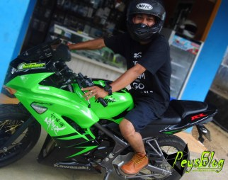 Rider ninja