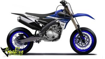 SUPER MOTO BERBASIS VIXION