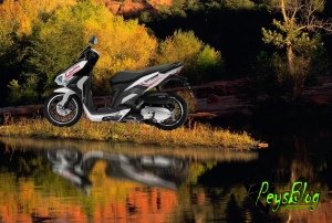 Honda Vario 150 Taman Safari