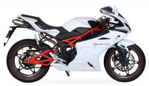 Megelli 250R Limited Edition in Japan2