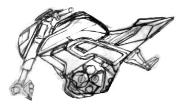 Motor Kiriman