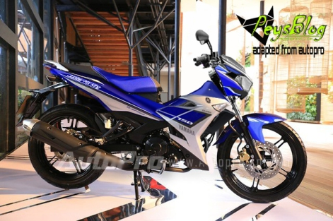 MX King Exciter Ayago Indonesia by Pesyblog