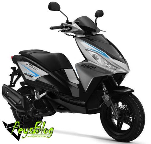 Suzuki Address Hayabusyeeeet