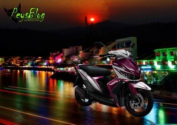 Yamaha Soul GT Puncak Bogor