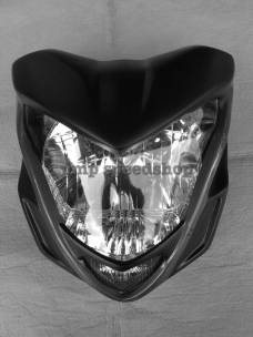 headlamp misterius