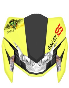 SKETSA HEADLAMP SOUL GT 125
