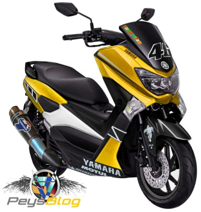 NMAX SPECIAL EDITION Kuning