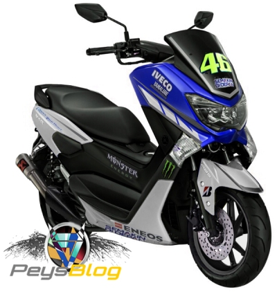 NMAX SPECIAL LIVERY