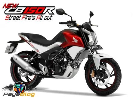 NEW CB150R SFA