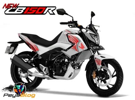 CB 150 R 2015