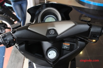 cover stang nmax