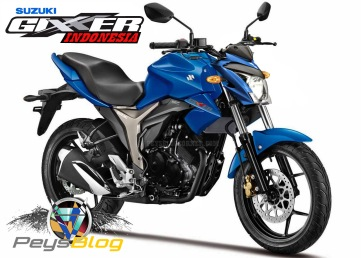 Gixxer Indonesia By PEYSBLOG