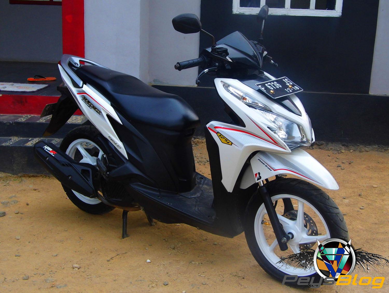 Modifikasi Vario 125 Lebih Fresh Biaya Gak Nyampe 200000 Rupiah