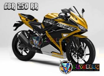 CBR250RR INDONESIA (kuning)