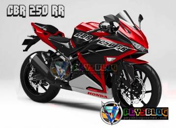 CBR250RR INDONESIA (merah)