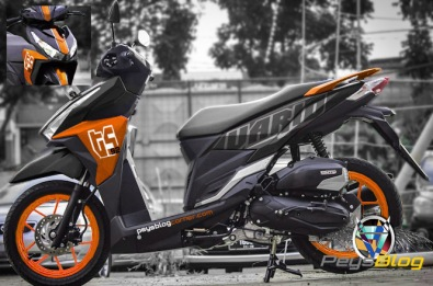 vario modif dark orange