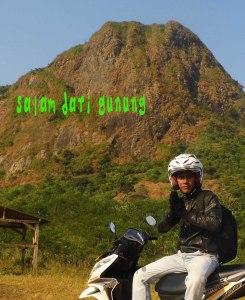 salam dari gunung
