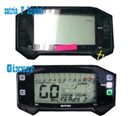 speedometer satria injeksi