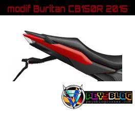 modif buritan cb150r 2015