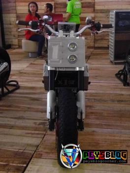 Modifikasi Ninja 250 Classic