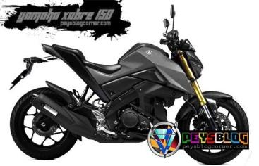 Yamaha Xabre Abu-Abus Silver