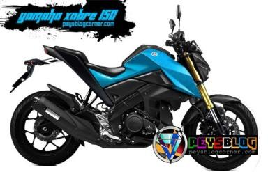 Yamaha Xabre Biru Muda