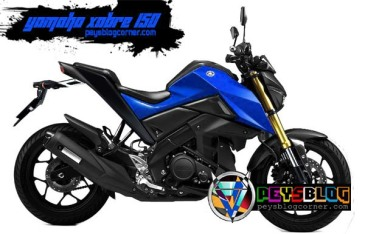 Yamaha Xabre Biru