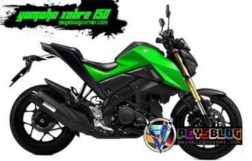 Yamaha Xabre Hjau