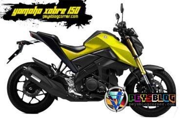 Yamaha Xabre Kuning