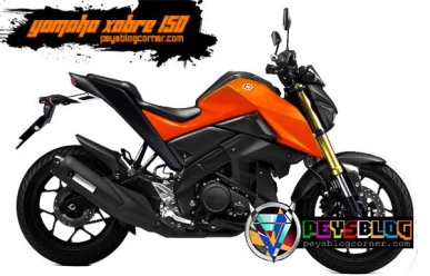 Yamaha Xabre Orange