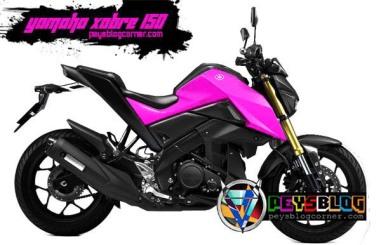 Yamaha Xabre Pink