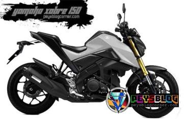 Yamaha Xabre Putih