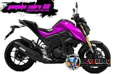 Yamaha Xabre Ungu