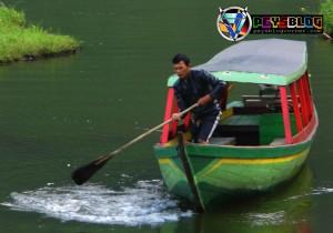 perahu rawa gede