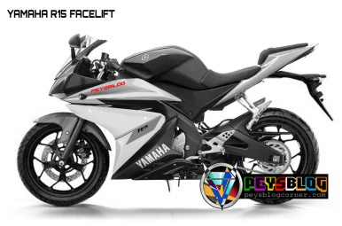 YAMAHA NEW R15 FACELIFT 2016