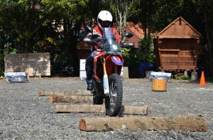 Testride CRF250 Rally